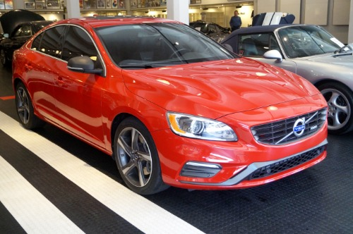 Used 2015 Volvo S60 T6 R-Design Platinum