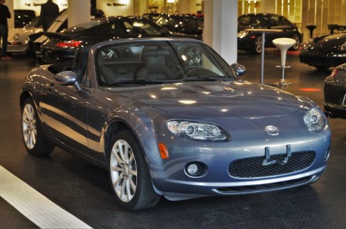 Used 2008 Mazda MX-5 Miata Grand Touring