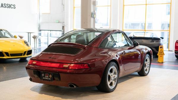 Used 1997 Porsche 911 Targa
