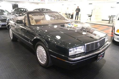 Used 1992 Cadillac Allante