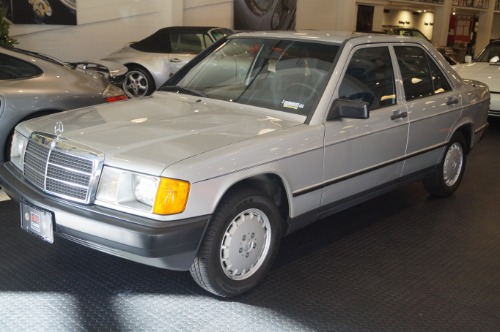 Used 1984 Mercedes-Benz 190-Class 190D 2.2