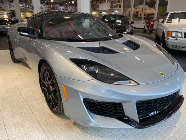 Used 2017 Lotus Evora 400