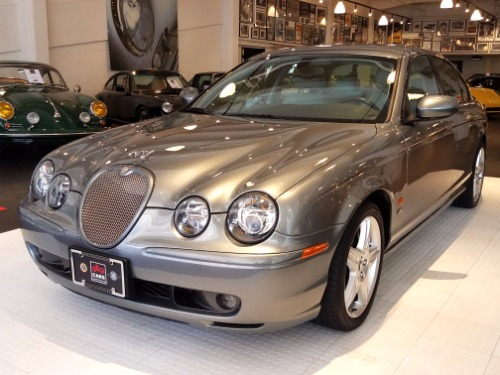 Used 2003 Jaguar S-Type R