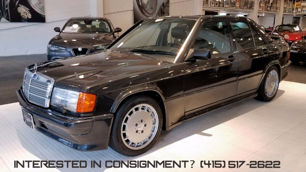 Used 1990 Mercedes-Benz 190 E 2.5-16