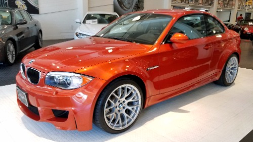 Used 2011 BMW 1 Series M