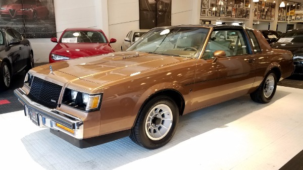 Used 1987 Buick Regal T Package Turbo