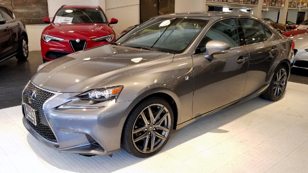 Used 2014 Lexus IS 250 F Sport Sport