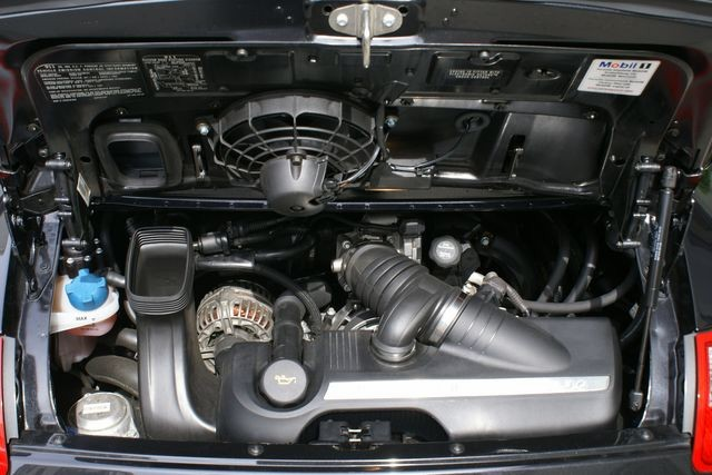 Used 2006 Porsche Carrera Cabriolet