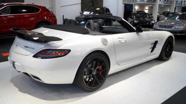 Used 2015 Mercedes Benz SLS AMG GT Final Edition