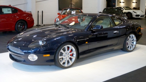 Used 2003 Aston Martin DB7 GT