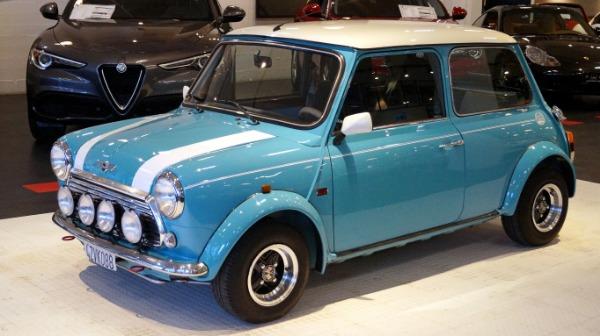 Used 1968 Austin Mini Cooper