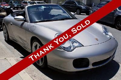 Used 2004 Porsche Carrera 4S Cabriolet