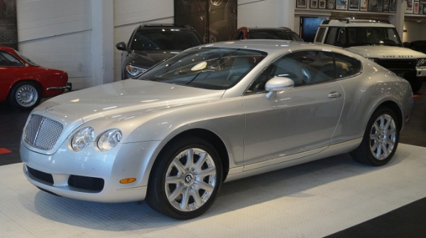 Used 2004 Bentley Continental GT Turbo