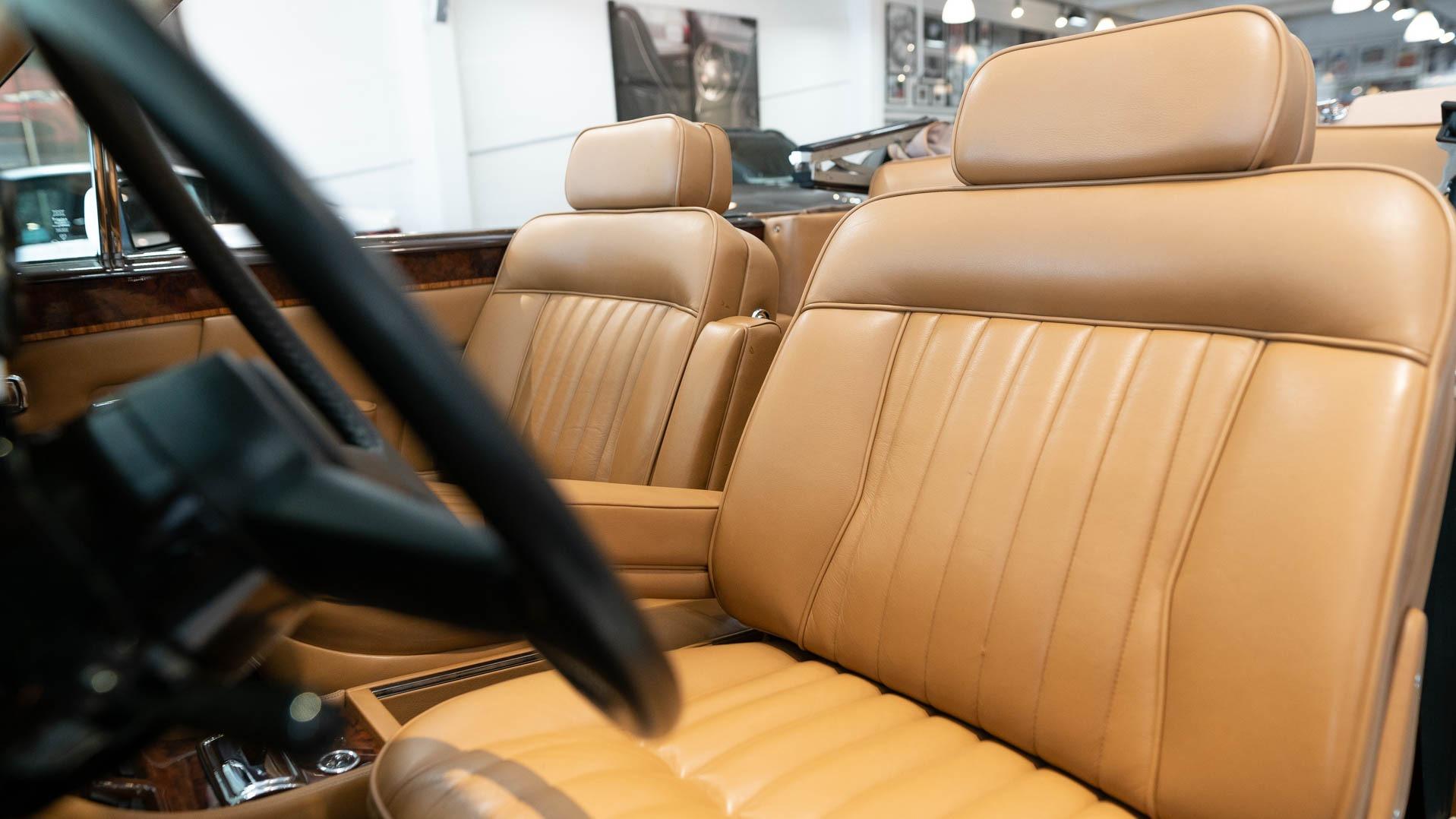 Used 1987 Rolls Royce Corniche II Convertible