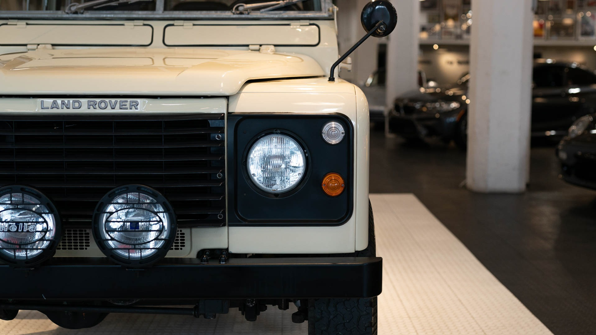 Used 1964 Land Rover Defender 109110