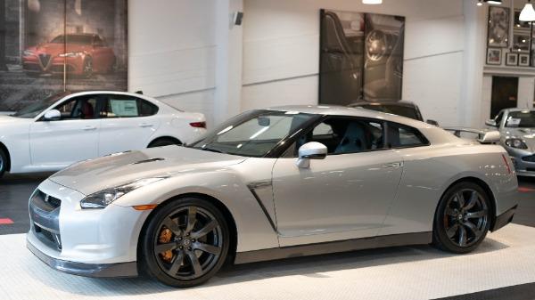 Used 2010 Nissan GT-R Premium