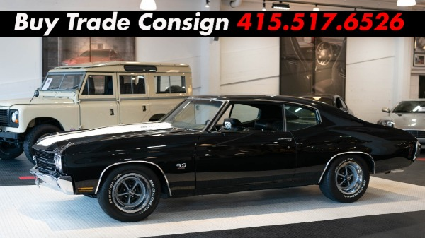 Used 1970 Chevrolet Chevelle SS