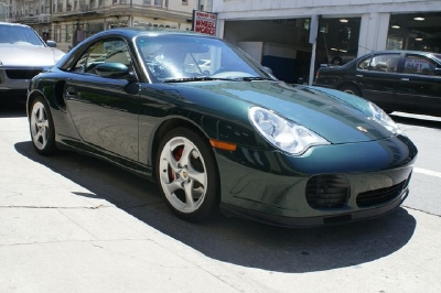 Used 2004 Porsche 911 Turbo Cabriolet Turbo