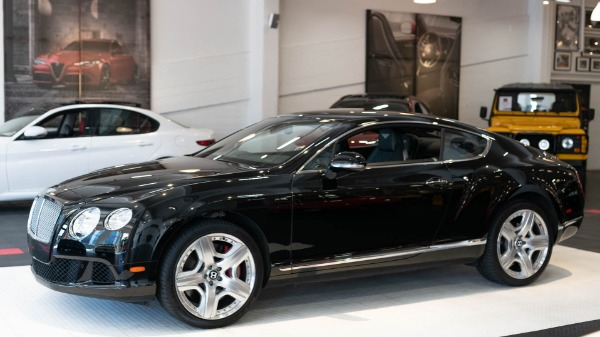 Used 2015 Bentley Continental GT