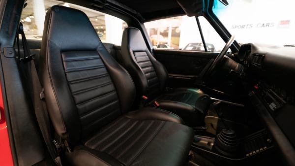 Used 1983 Porsche 911 SC Targa