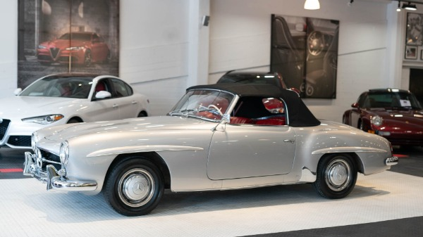 Used 1960 Mercedes Benz 190SL