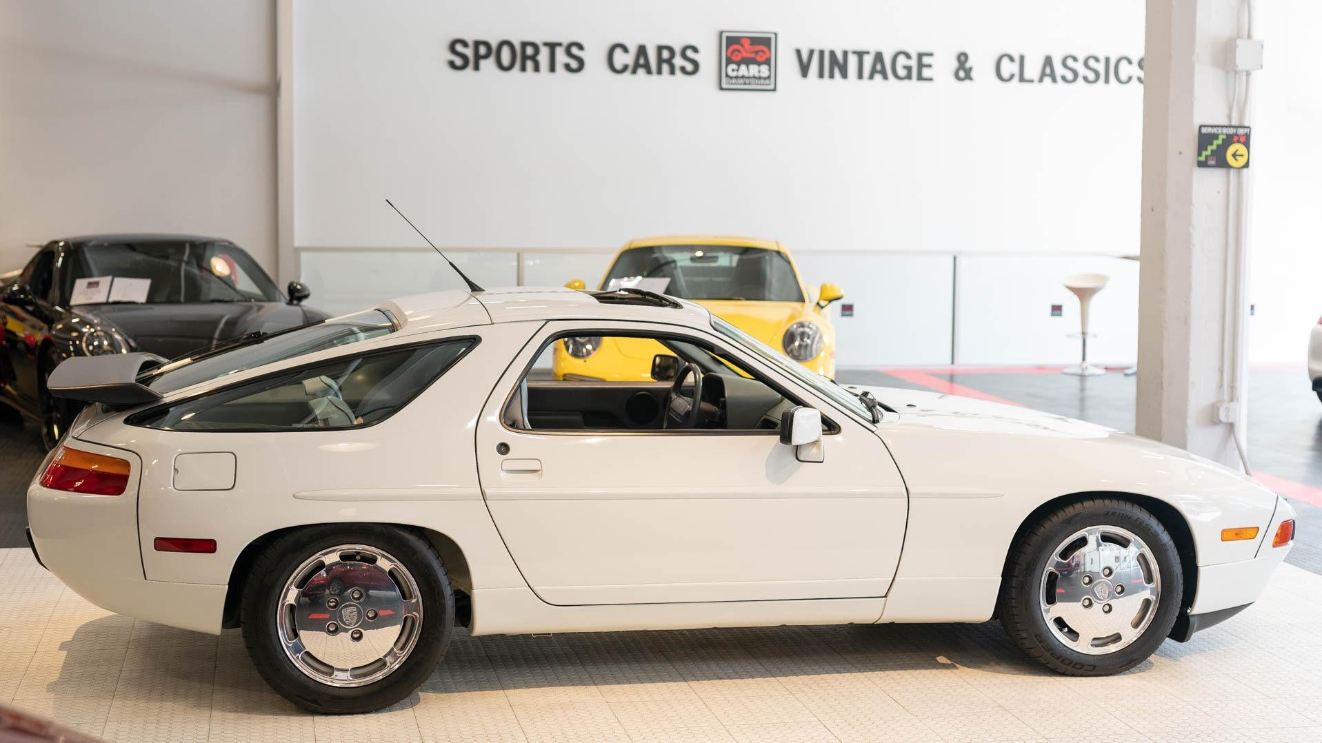Used 1991 Porsche 928 S4