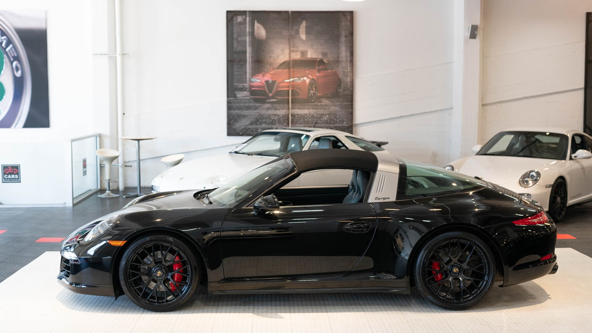 Used 2016 Porsche 911 Targa 4 Gts For Sale 94 900 Cars Dawydiak Consignment Stock 190701