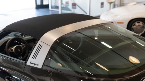 Used 2016 Porsche 911 Targa 4 GTS