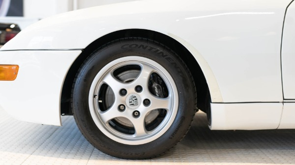 Used 1994 Porsche 968
