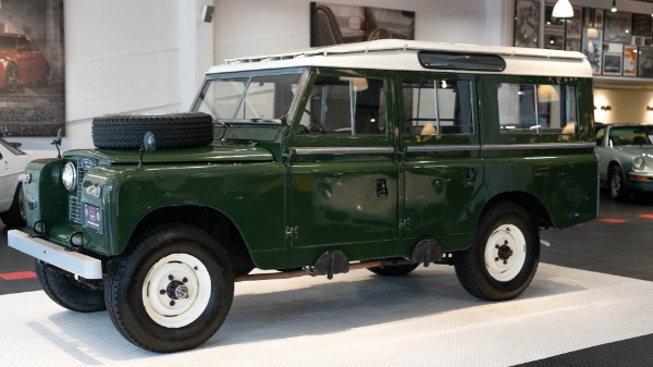 Used 1964 Land Rover 109 SERIES 2 A
