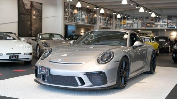 Used 2018 Porsche 911 GT3
