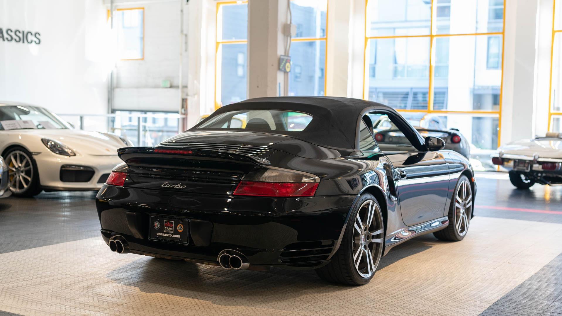 Used 2004 Porsche 911 Turbo