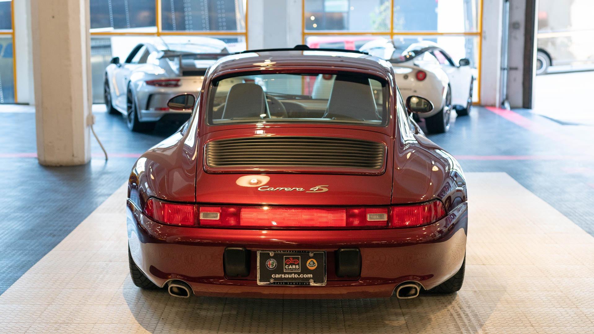 Used 1996 Porsche 911 Carrera 4S