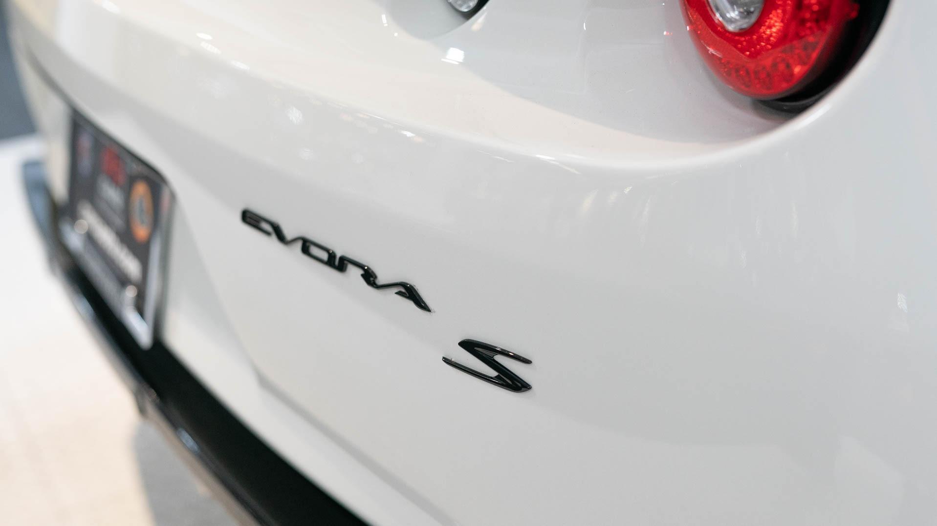 Used 2014 Lotus Evora S 2+2