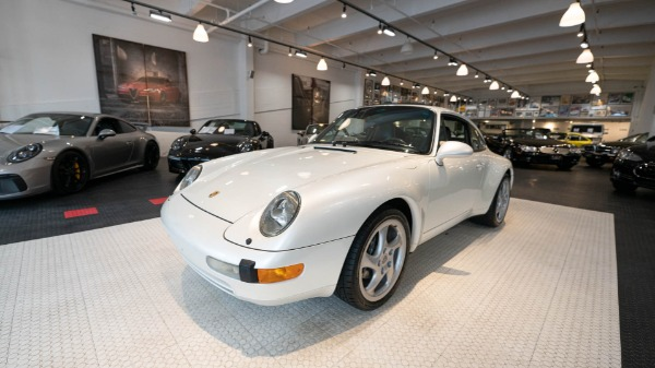 Used 1995 Porsche Carrera