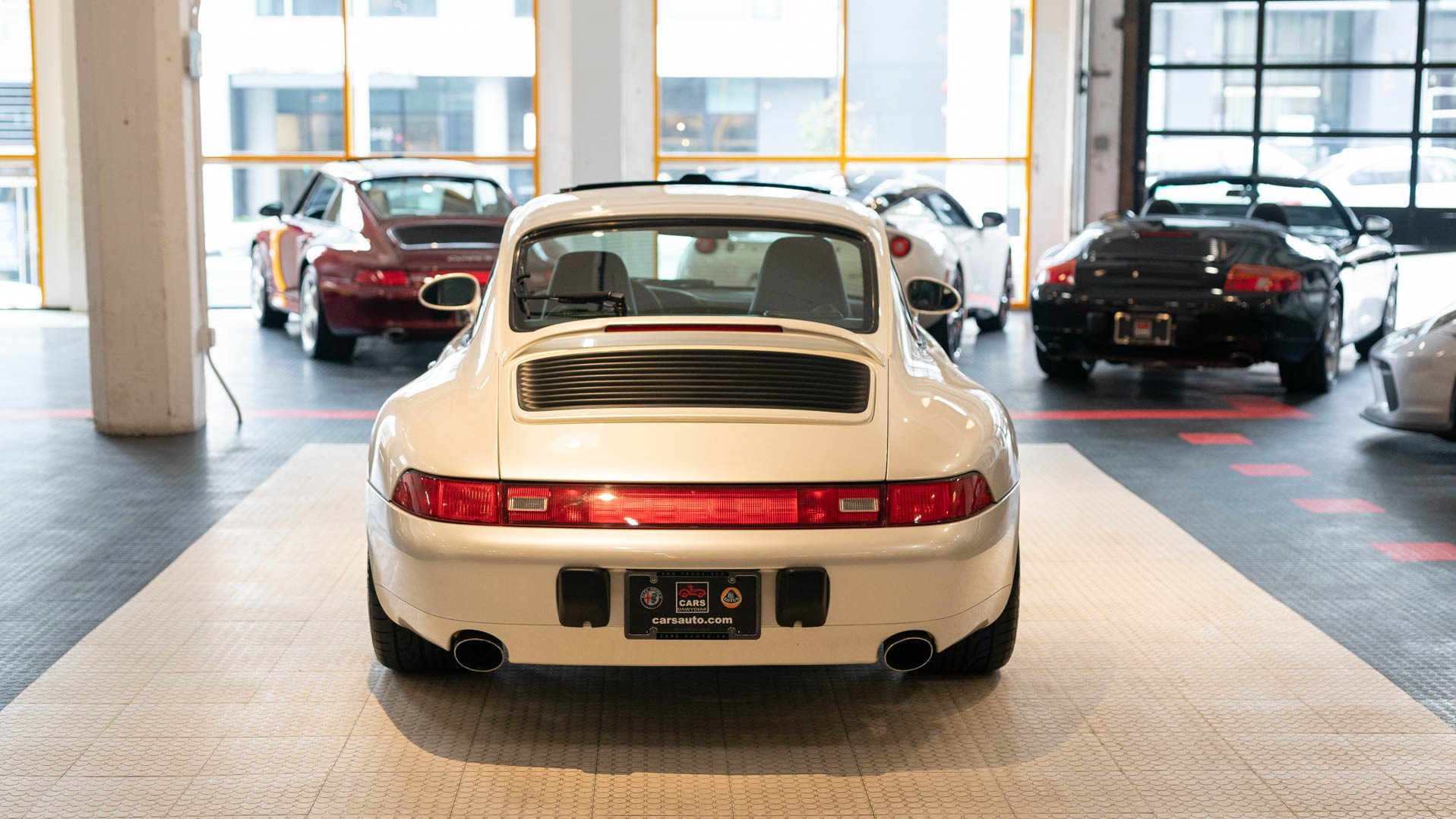Used 1995 Porsche Carrera Carrera