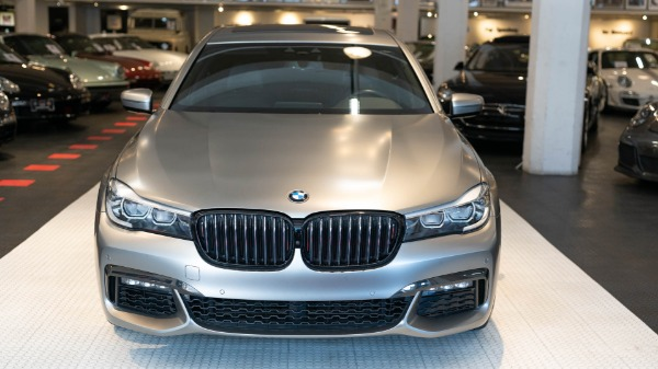 Used 2019 BMW 7 Series 740i
