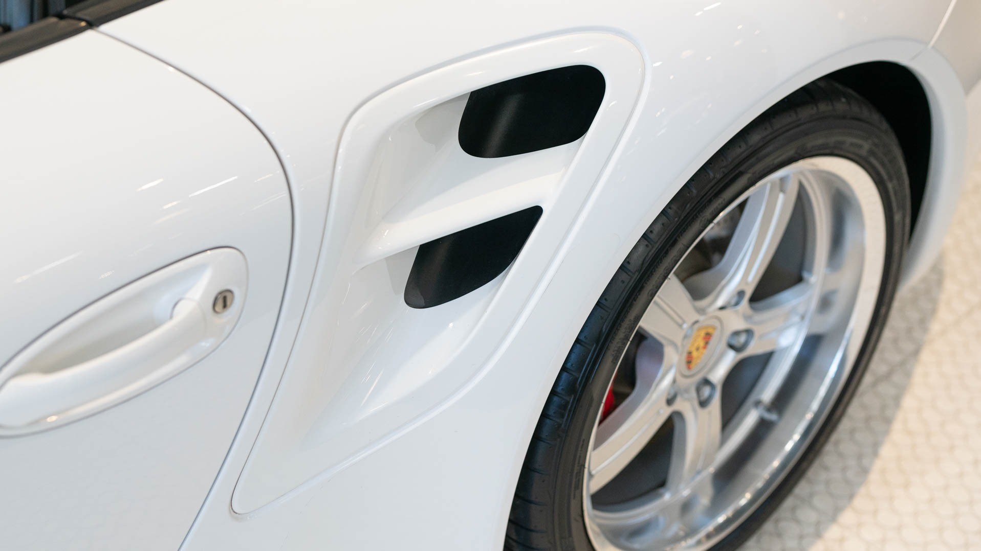 Used 2008 Porsche 911 Turbo