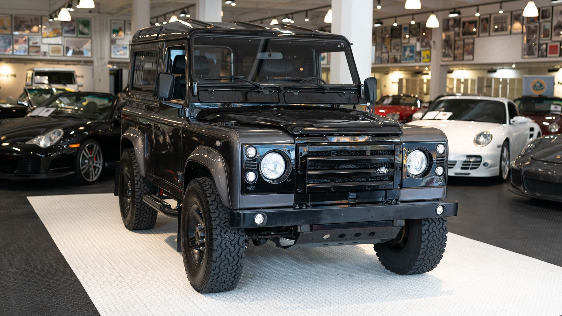 Used 1987 Land Rover Defender Deffender90