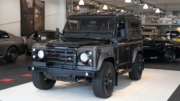 Used 1987 Land Rover Defender