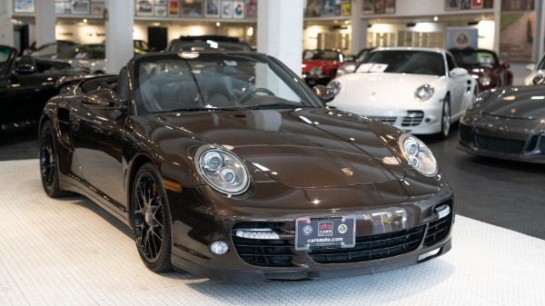 Used 2013 Porsche 911 Turbo S