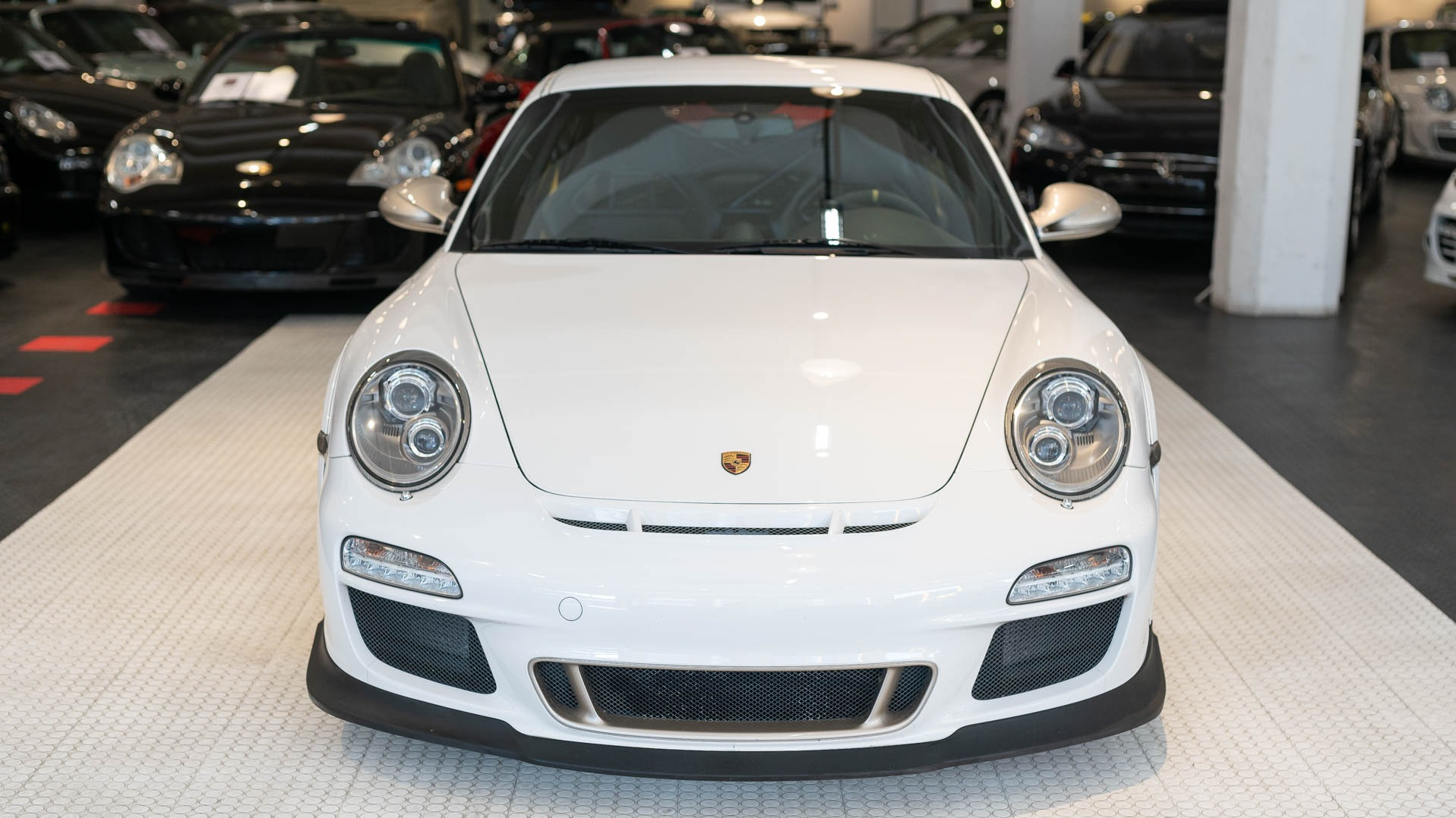Used 2010 Porsche 911 GT3 RS