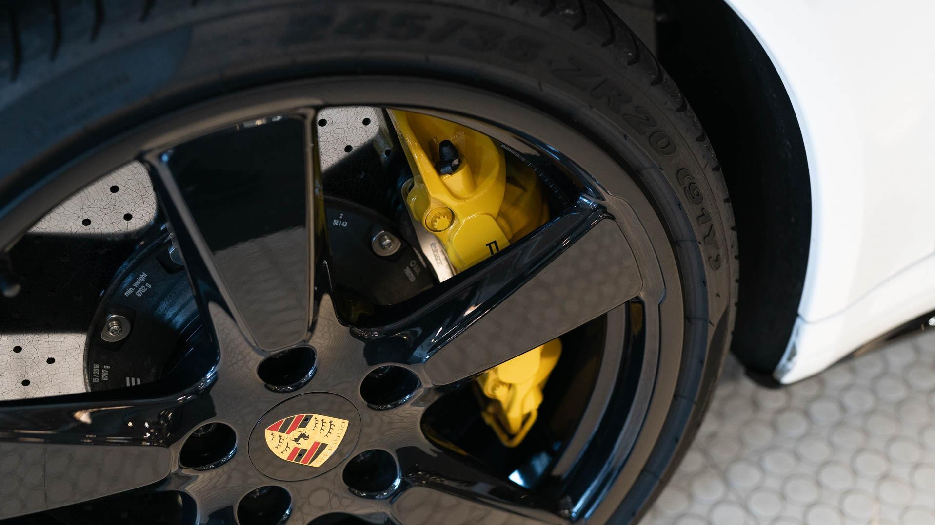 Used 2017 Porsche 911 Turbo S