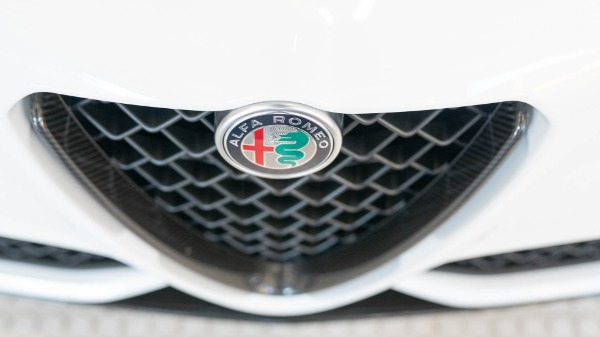 Used 2018 Alfa Romeo Giulia Quadrifoglio RWD
