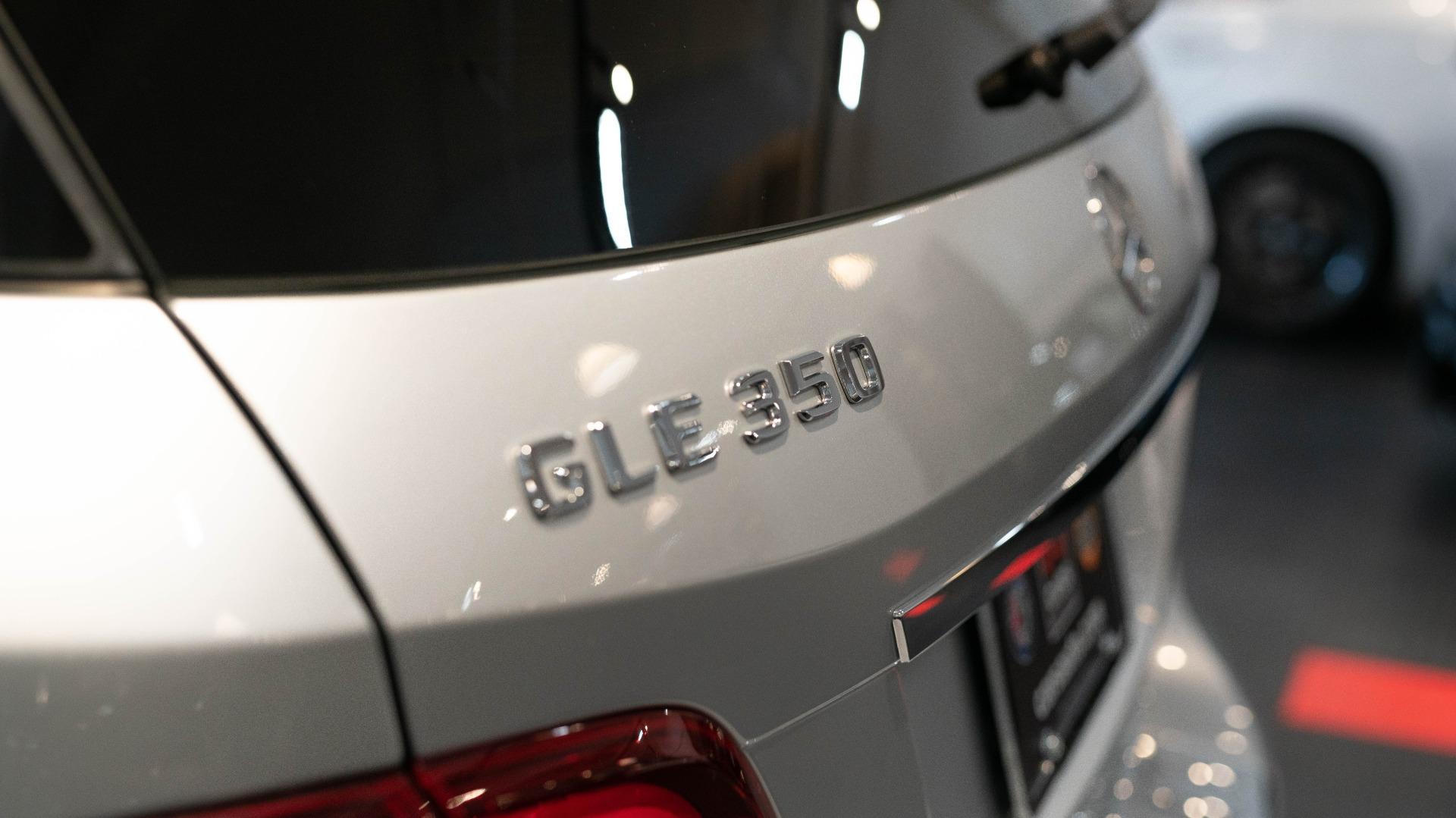 Used 2016 Mercedes Benz GLE 350 W