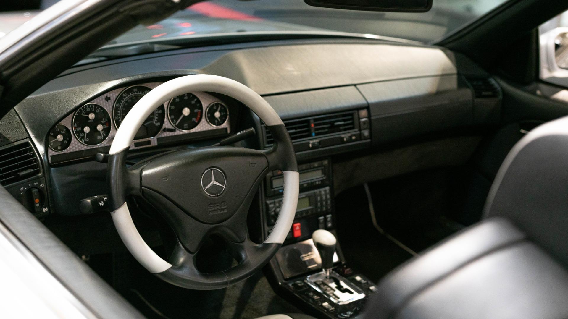 Used 2002 Mercedes Benz SL 500 Silver Arrow