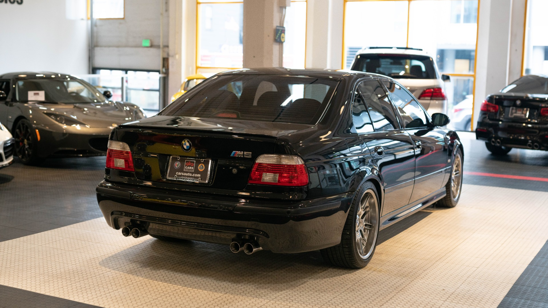 Used 2001 BMW M5