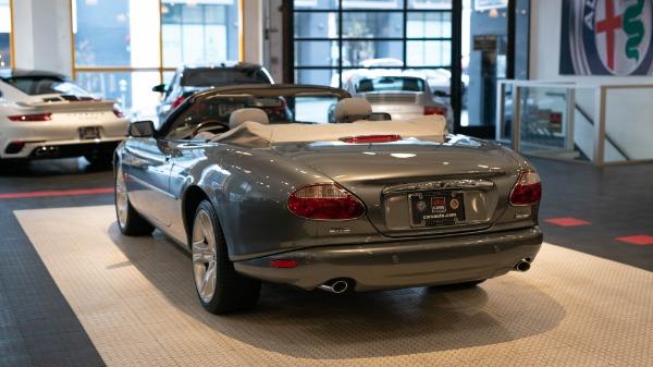 Used 2003 Jaguar XK Series XK8