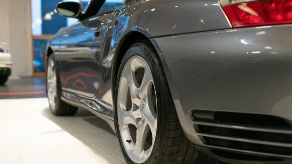 Used 2001 Porsche 911 Turbo
