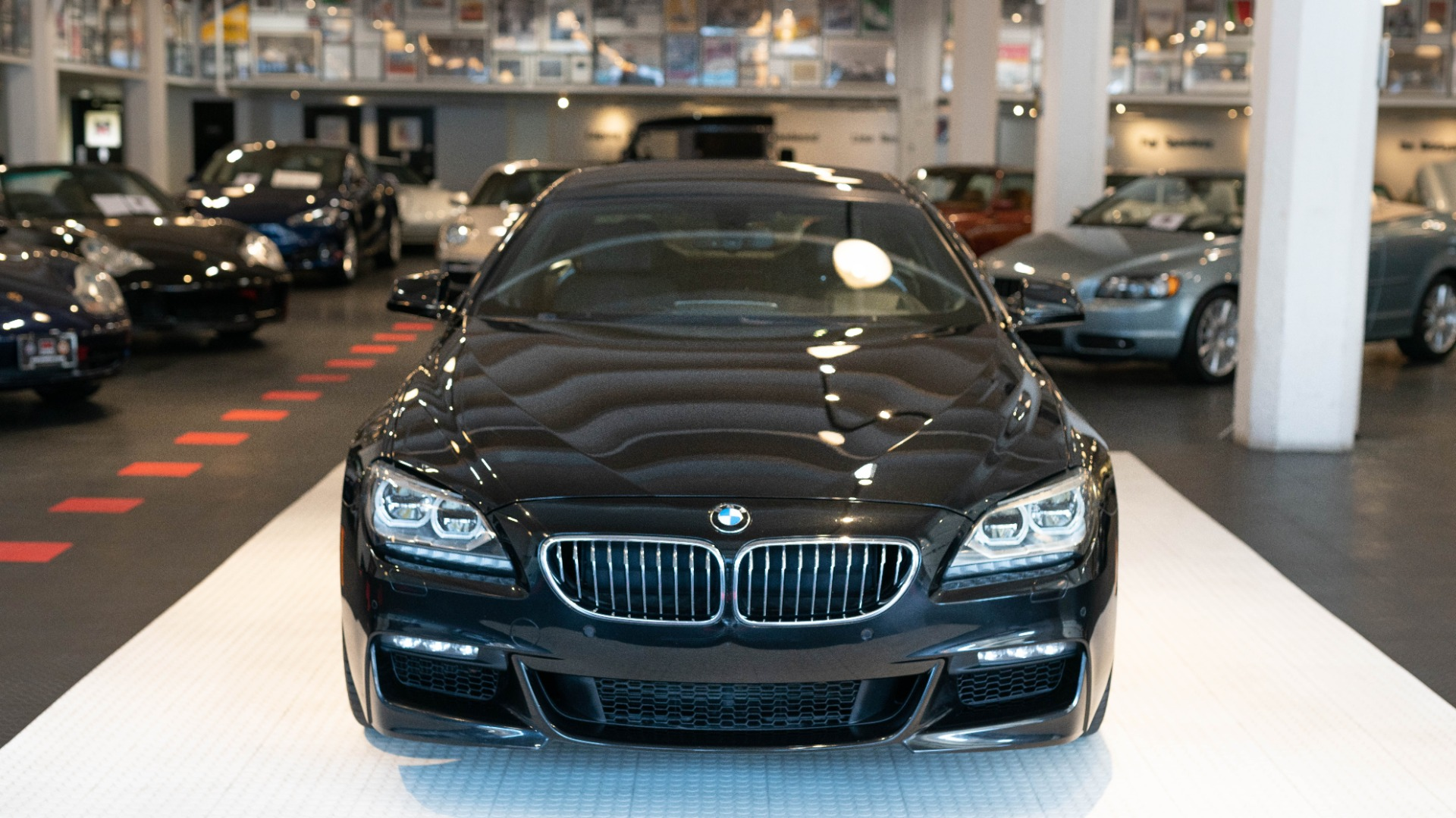 Used 2014 BMW 6 Series 640i Gran Coupe